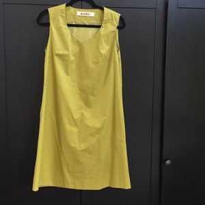 Marni A-Line Dress